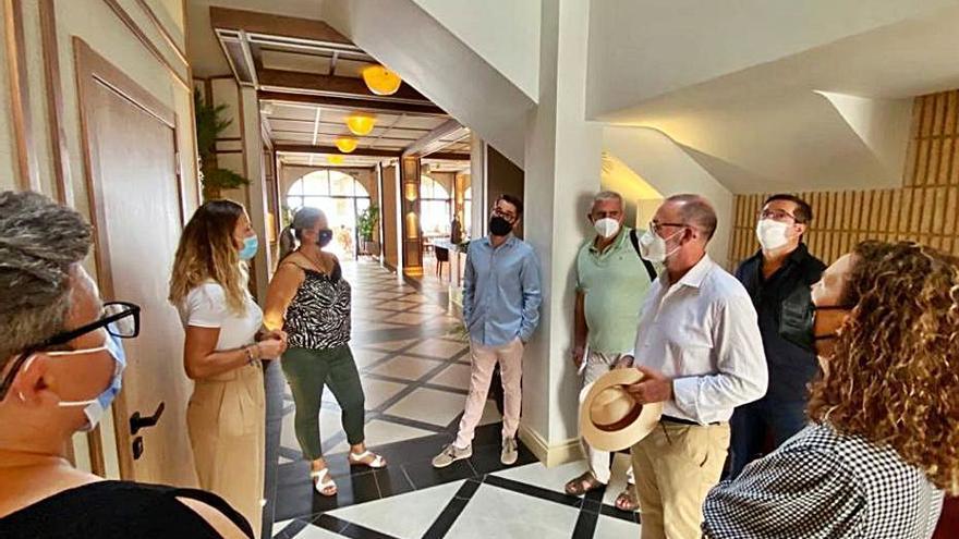 Crece la oferta de El Campello tras la reforma de un hotel en primera línea