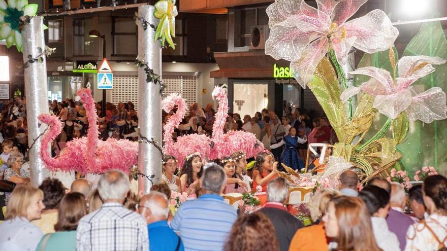 Vilagarcía pone el broche a las fiestas con un canto a la fantasía
