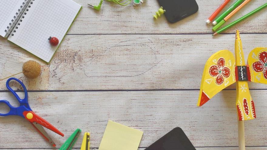 Vuelta al cole: El material escolar que no puede faltar en ningún estuche para este curso 2021-2022