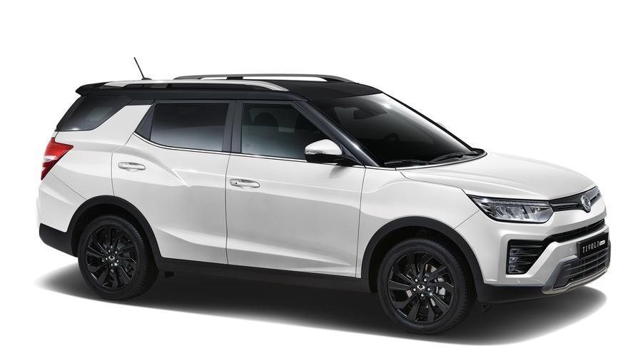 SsangYong muestra la cara más versátil de su gama SUV con el Tivoli Grand