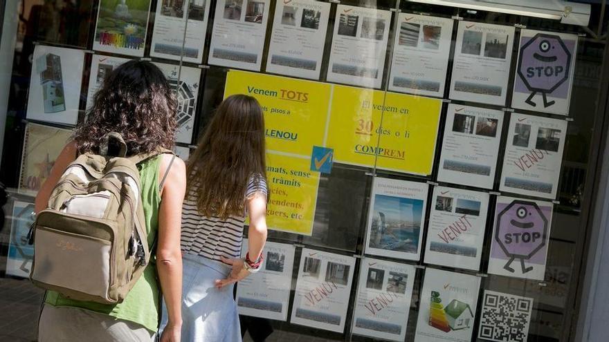 Los baleares pagan ahora un 49% más por el alquiler de vivienda que en 2015