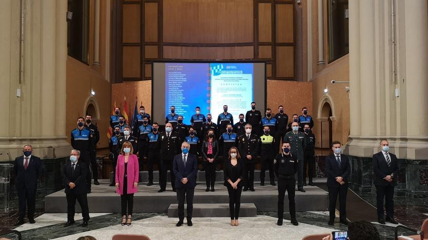 La DGA realizará una campaña para promover que haya más mujeres en las policías locales