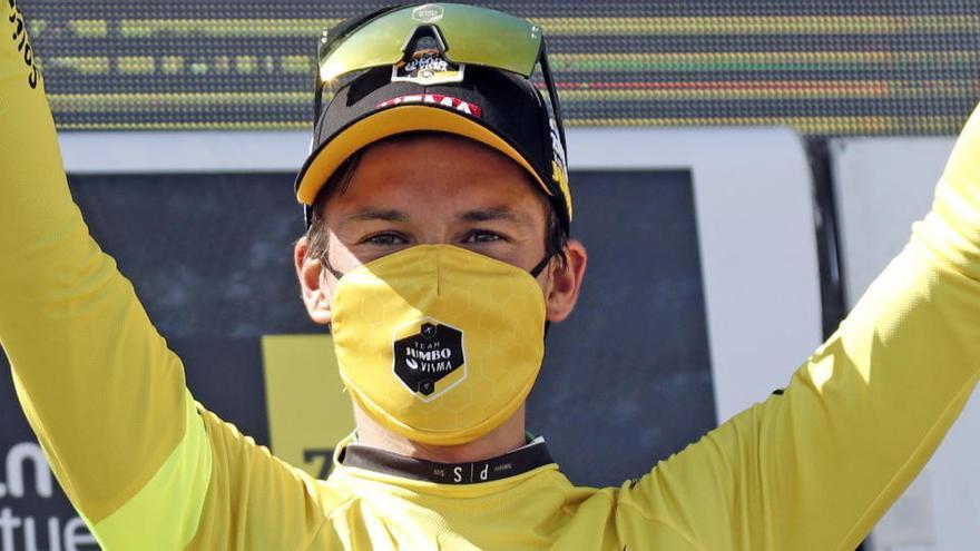 Roglic avisa en el Dauphiné y se postula para el Tour