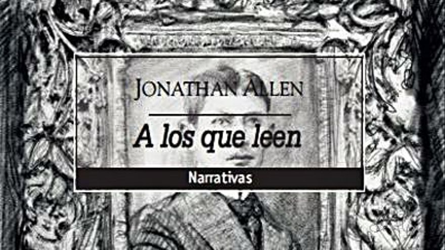 Presentación en La Casa Verde de la novela 'A  los que leen', de Jonathan Allen