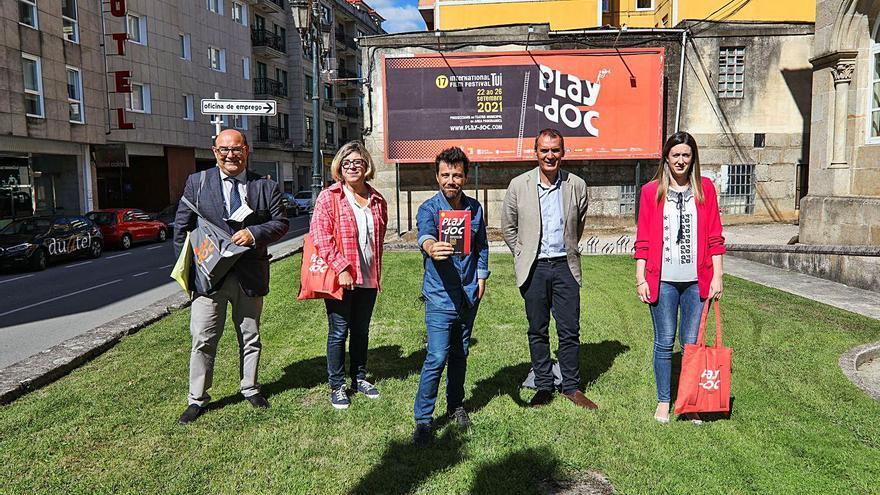 """Un festival Play Doc """"de marcado carácter internacional"""" se inicia mañana en Tui"""
