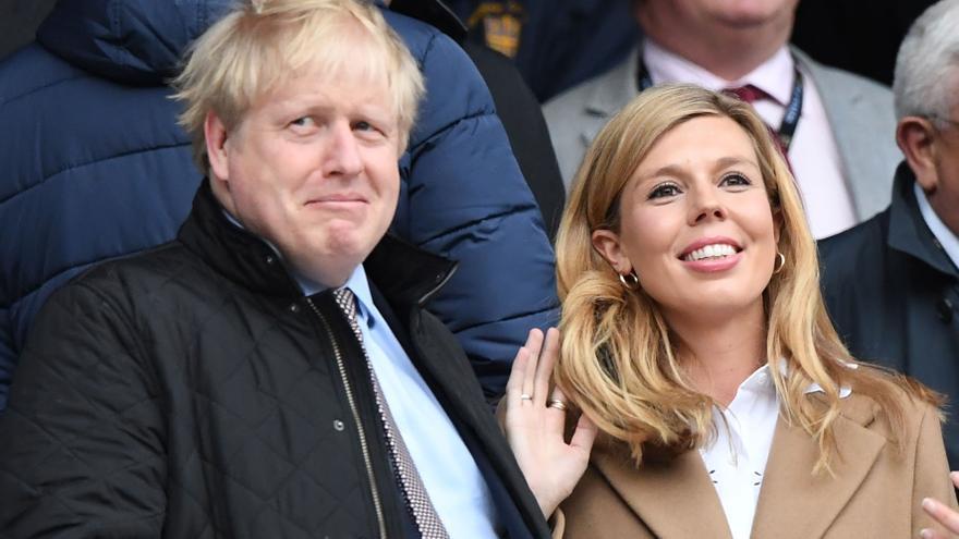 Carrie Symonds: Así es la nueva 'First Lady' del Reino Unido