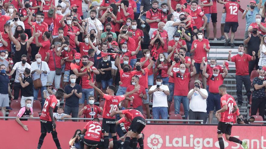 El Mallorca vuelve a ganar