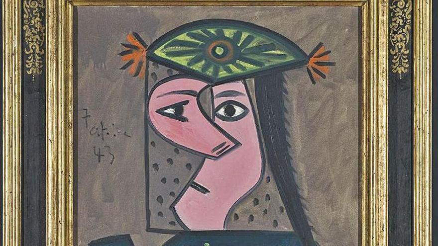 Picasso entra en la colección del Prado gracias a los sobrinos de Plácido Arango