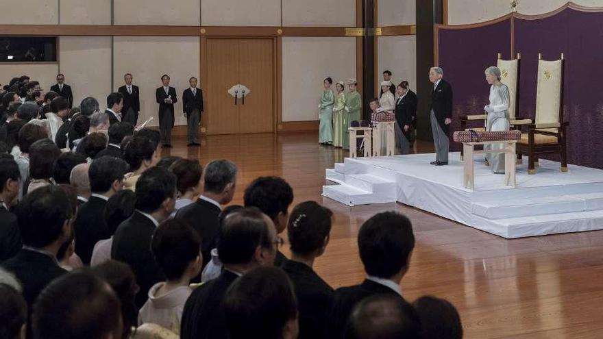 Sayonara, Akihito