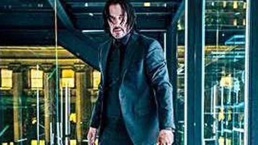 «John Wick: 3 - Parabellum»: Els mataré a tots