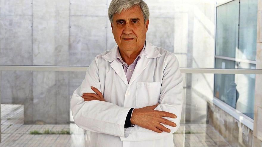 """Juan José Badiola: """"La vacuna podría evitar una nueva oleada de coronavirus en primavera"""""""