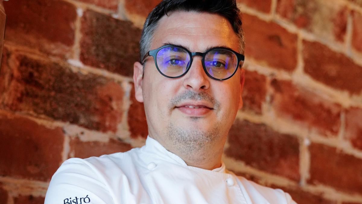 Carlos Fernández, cocinero y propietario de Kàran Bistró.