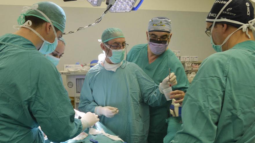 Cinco empresas optarán a la construcción del nuevo bloque quirúrgico del Hospital General de Elche