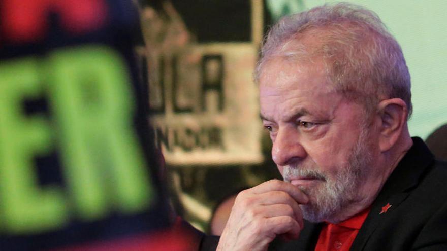 El fiscal pide prisión para Lula en una de sus cinco causas