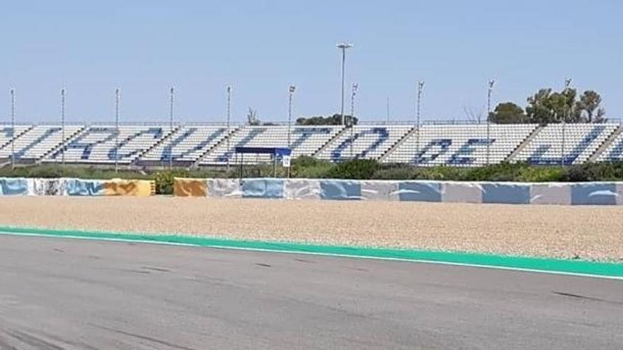 Muere el piloto de motos Ismael Bonilla en unos entrenamientos en Jerez
