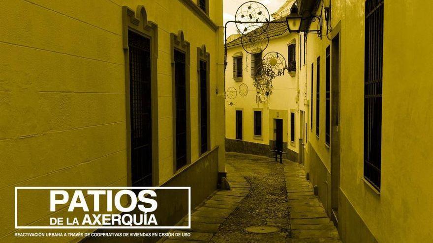 La asociación PAX-Patios de la Axerquía de Córdoba opta a los premios Nueva Bauhaus Europea 2021