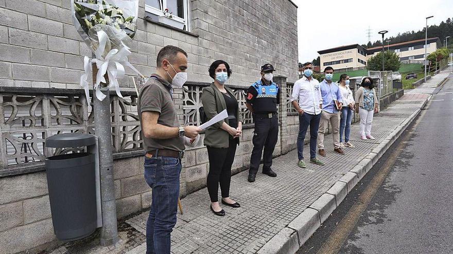 Corvera homenajea al concejal asesinado Miguel Ángel Blanco