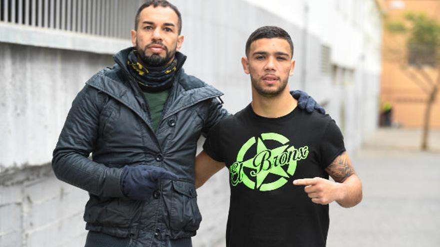 Aramis Torres se enfrentará al marroquí Obbadi