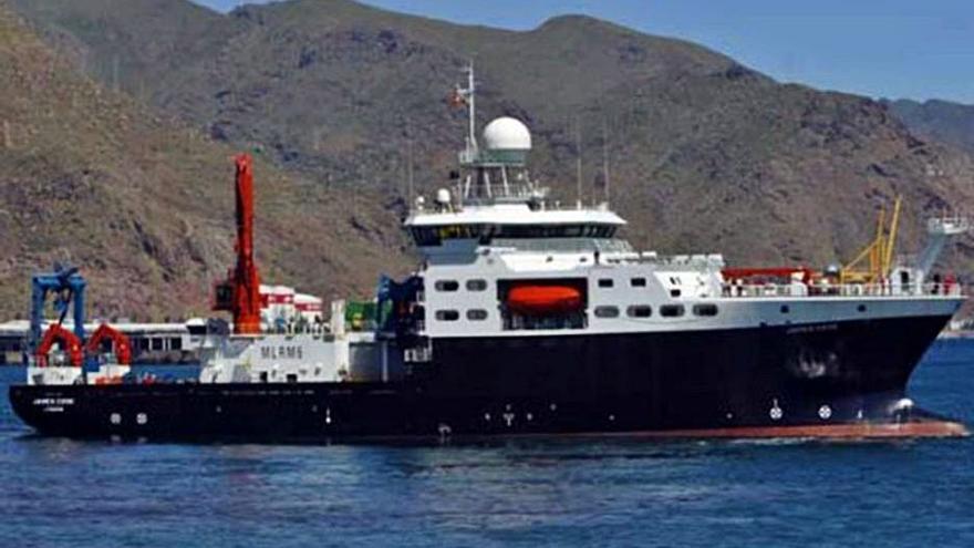 Los montes submarinos del tesoro