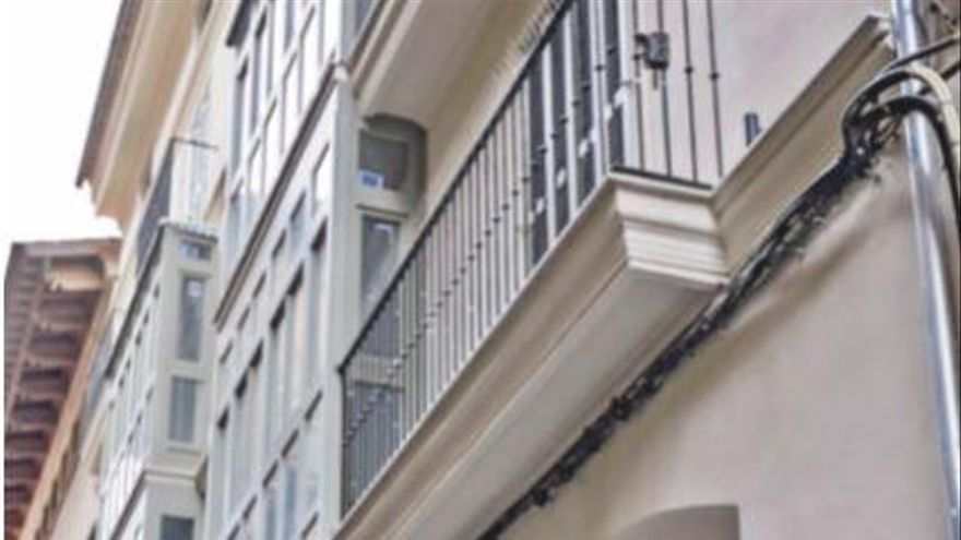 Stadthotel statt Wohnungen in Palma de Mallorca