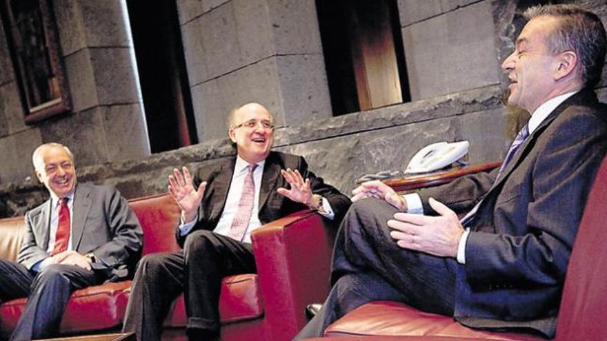 Rivero pide la intermediación de la  ONU para paralizar las prospecciones