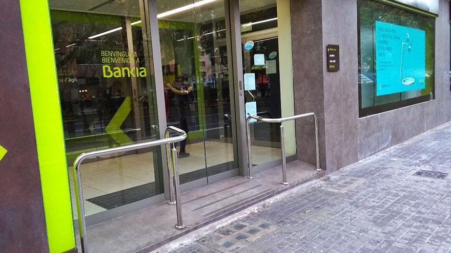 La Comunitat Valenciana pierde otras 68 oficinas bancarias en solo 3 meses
