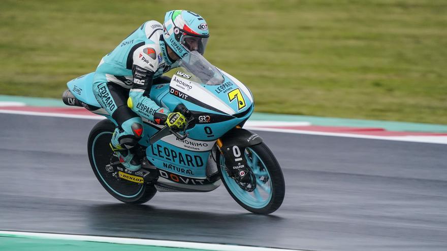 Foggia pospone el título de Acosta en Moto3
