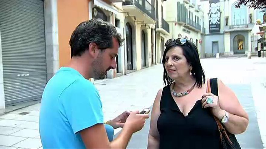Pilar Abel no es hija de Salvador Dalí