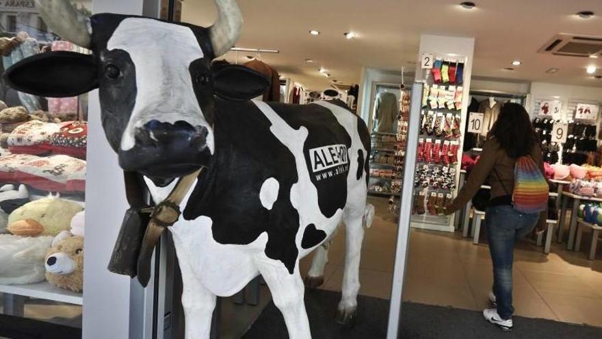 La vaca de Ale-Hop ya factura 120 millones pese a su resistencia a entrar en Internet