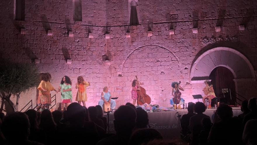 El festival de Música Antigua y Barroca de Peñíscola cierra la 26ª edición con 2.000 espectadores