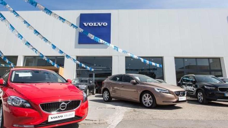 2ª Feria outlet Volvo