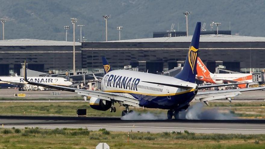 Ryanair se queda en Girona.