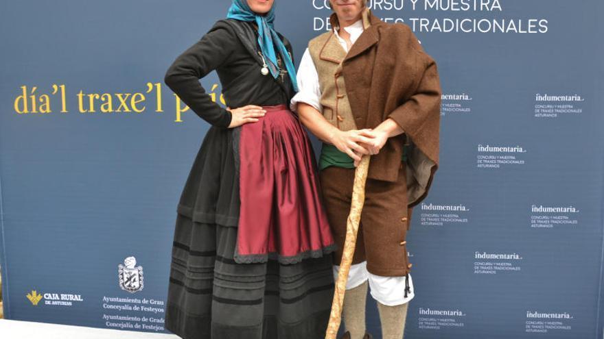 Concursu y Muestra de Traxes Tradicionales en Grado