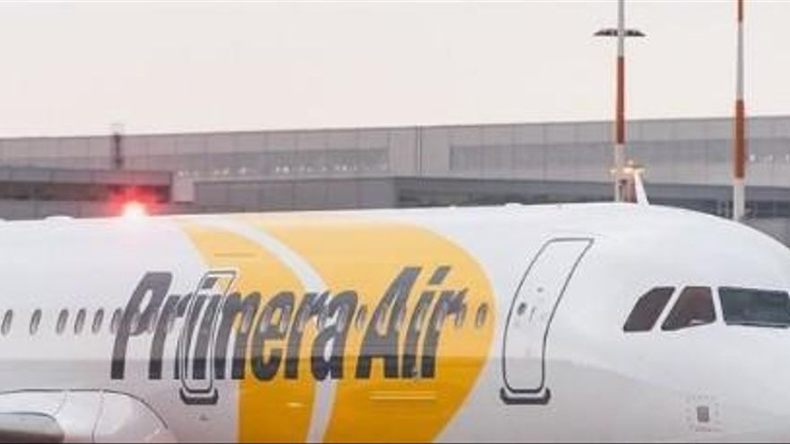 Primera Air, que conectaba los países nórdicos con Canarias, se declara en quiebra