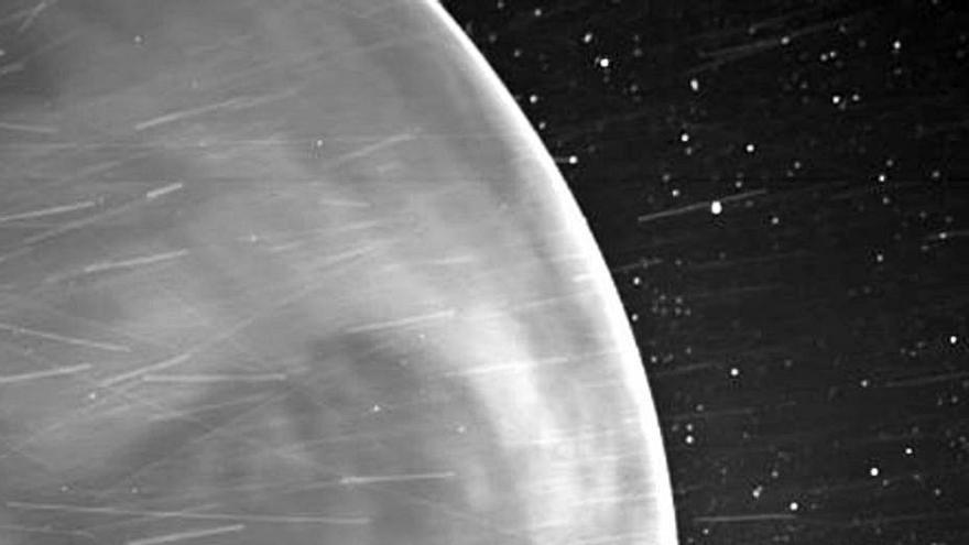 Una misión de la NASA 'caza' la radiación directa de la atmósfera del planeta Venus