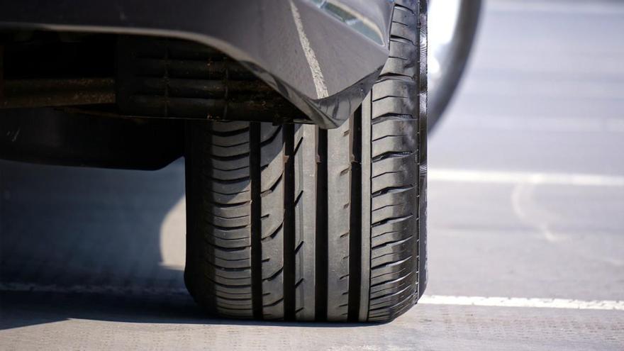 ¿Qué significa el código de velocidad de los neumáticos del coche?