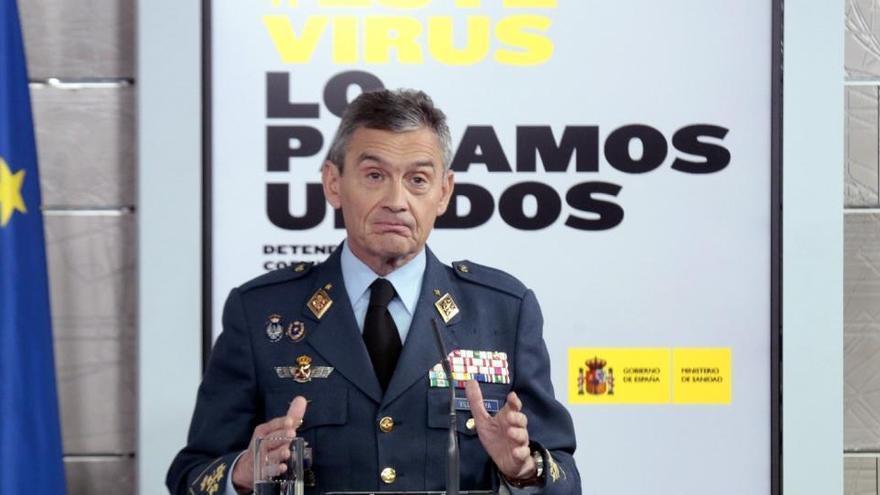 El JEMAD Villarroya.