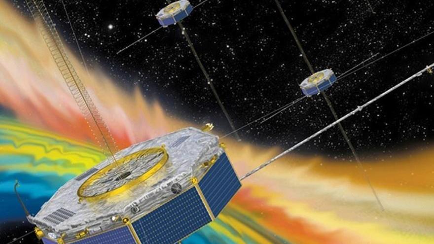 La NASA mide por primera vez una onda de choque interplanetaria