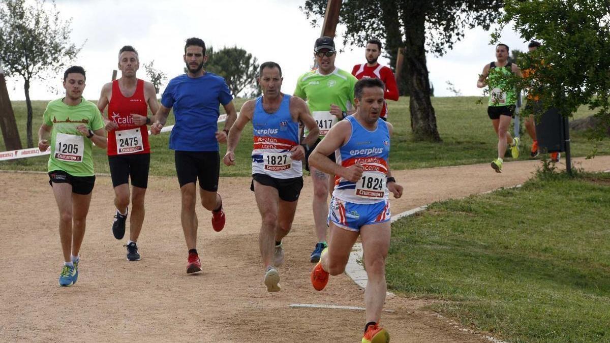 Vuelve el deporte al aire libre en Puente Genil con el 10º Circuito de Cross