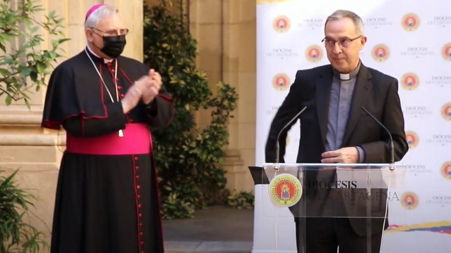 """El nuevo obispo de Zamora, Fernando Valera, en la cuenta atrás: """"Voy a la diócesis a aprender, servir y sembrar luz"""""""
