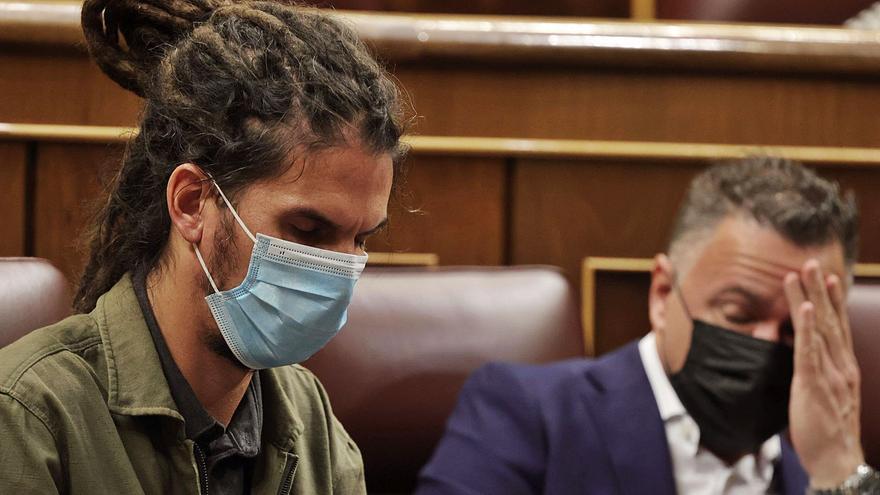 El Tribunal Supremo rechaza rectificar la condena de Alberto Rodríguez