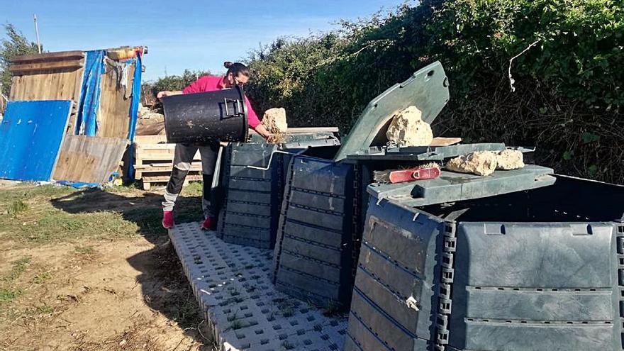 Villardeciervos, Tábara y Corrales, en un plan piloto de compostaje