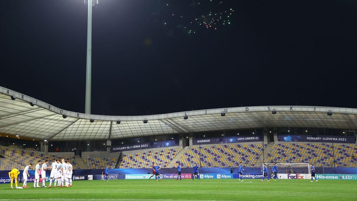 La UEFA suprime el límite de aforo en los estadios