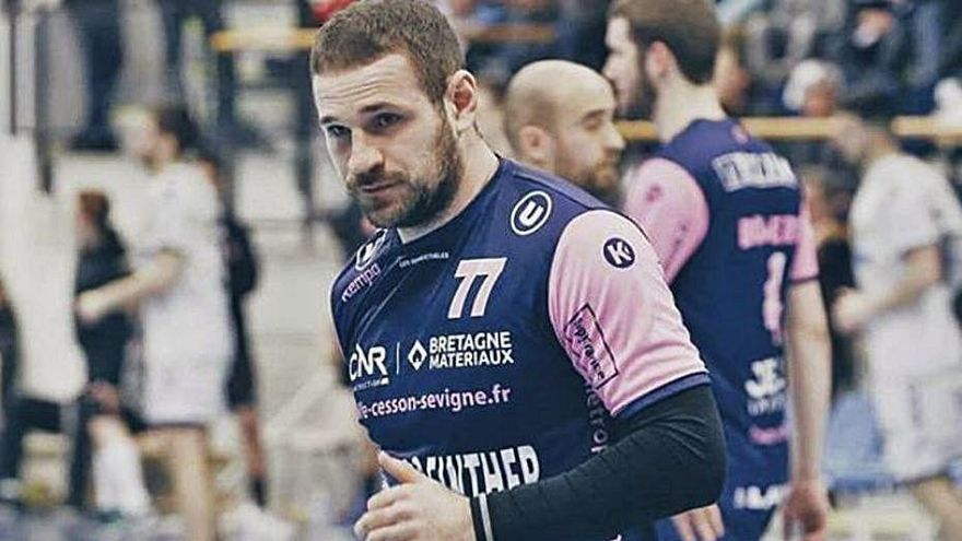 El Fertiberia ficha al goleador croata Kozina
