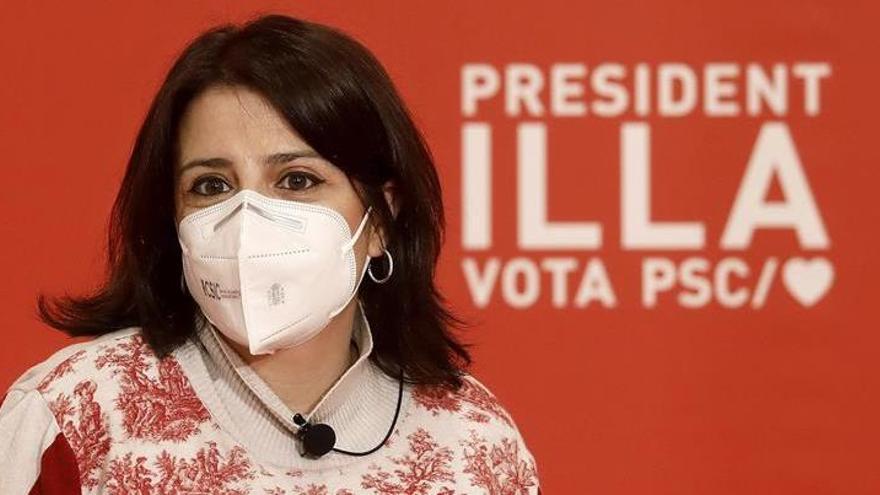 El PSOE lleva su Ley de Igualdad al Congreso
