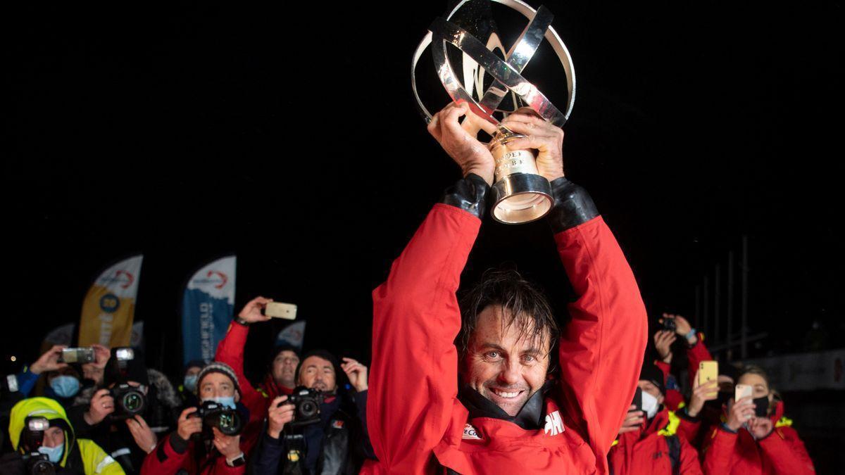 Victoria histórica en la Vendée Globe: el tercero fue primero