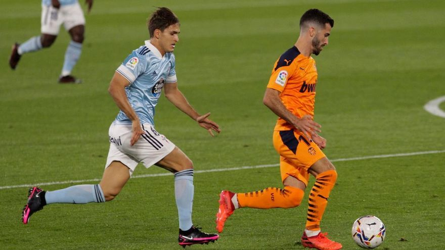 Aspas tumba al Valencia CF
