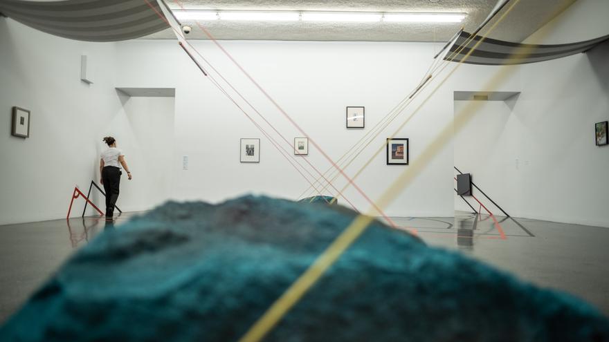 Exposición 'Dos años de vacaciones. Céline Condorelli'