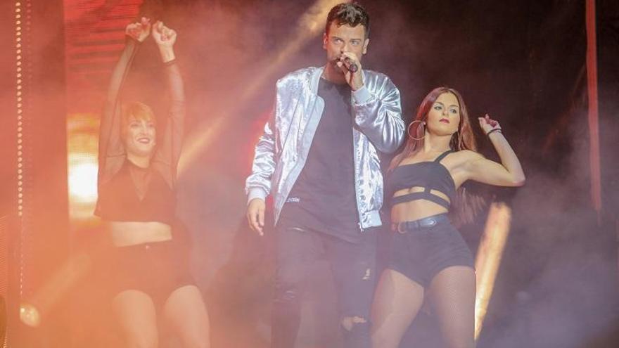 El mallorquín Ricky Merino será jurado de RTVE del Festival de Eurovisión de 2019