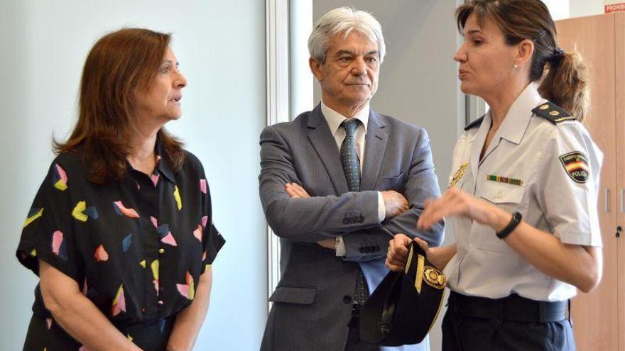 Adiós a Olga López, los ojos serenos en la lucha policial contra la violencia de género